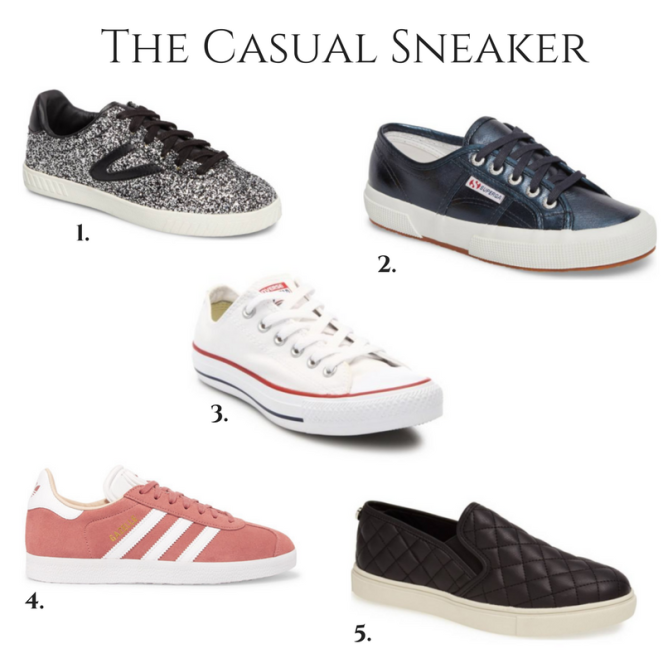 The Casual Sneaker