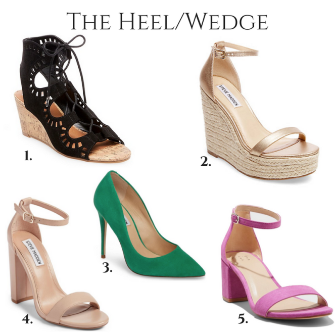 The HeelWedge